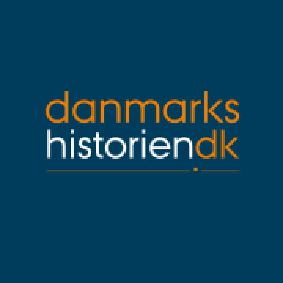 Danmarkshistorien.dk logo
