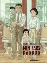 Jiro Taniguchi - Min fars dagbog